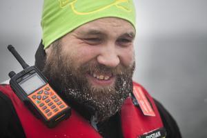 Christian Johansson hoppas på fler frivilliga i organisationen.