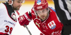 Andreé Hult gjorde totalt 160 matcher i tyska ligan och svarade på dessa för 100 (48+52) poäng. Foto: Pär Olert/BILDBYRÅN