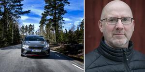 Mikael Westin är kommunalråd i Ragunda kommun.