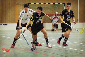 IBC Östersund avslutade säsongen på bästa sätt. 23–0 mot Krokom och laget blev obesegrat i tvåan.