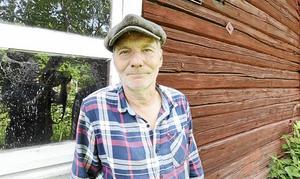 Musikern och underhållaren Peter Carlsson uppträder i Falun i helgen. Arkivbild/Martin Lindström