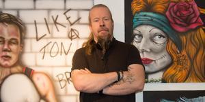 Tommie Nordlund öppnar sin första egna utställning hos Galleri Granen i dag.