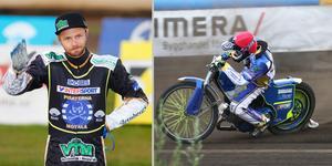 Jonas Davidsson kan köra för rivalklubbarna Indianerna och Piraterna samtidigt 2020. Arkivfoto: TT