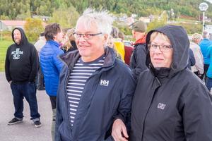 Åke Berglund (från Bruksvallarna) och Birgitta Järberg, båda boende i Kristinehamn, är vana att handla i rekoring i hemtrakten.