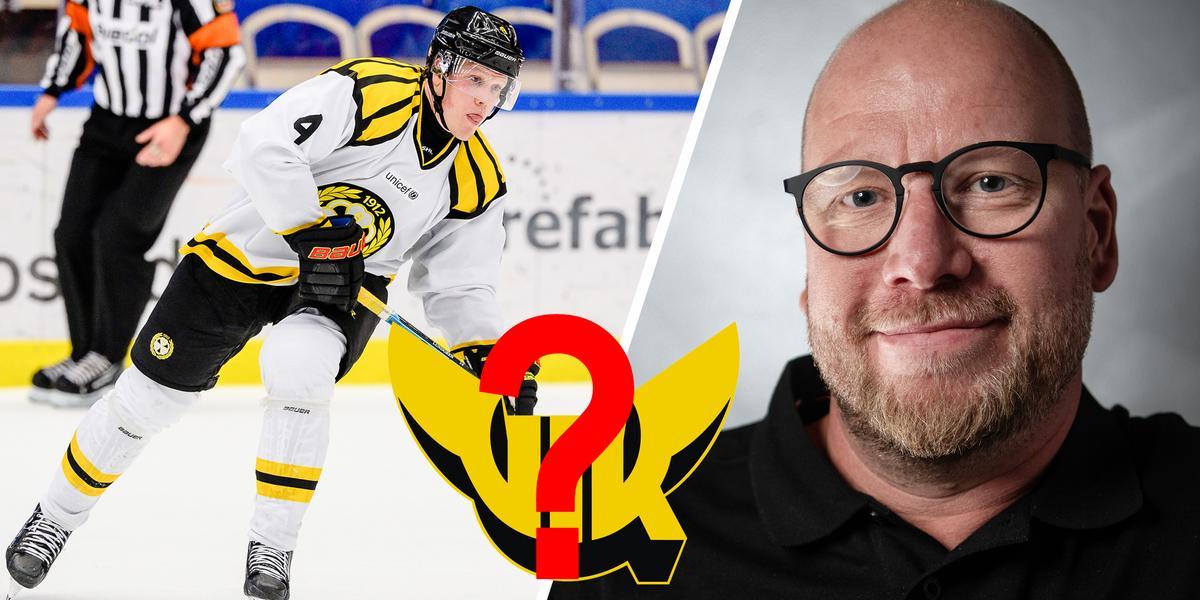 """Nobbad av SHL-laget – nu drömmer VIK-chefen om profilens comeback: """"Haft kontakt"""""""