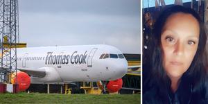 Maggie Hernandez resa till Teneriffa med Ving var i farozonen när Vings ägare Thomas Cook gick i konkurs.