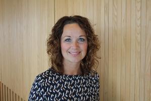 Alexandra Gahnström är barnens försäkringsexpert på Trygg-Hansa. Bild: Pressbild.