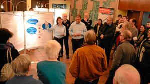 Tror på. Stena har byggt 96 vindkraftsparker i Sverige. Projektledare Pia Hjalmarsson tror att Grävlingkullarna blir ytterligare ett.