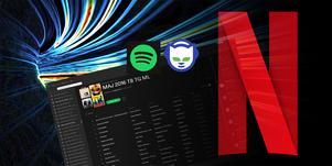 Napster, Spotify och Netflix är tre digitala tjänster som alla haft betydande roller i den digitala utvecklingen för betaltjänster.