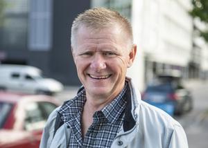 Göran Hamlund, 60 år, verksamhetsledare, Ljustorp.