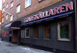 Stadskällaren låg snett mittemot dagens Clarion hotell. Foto: Stefan Ahlbom