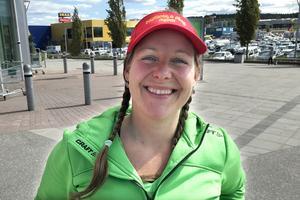 Jeanette Lindgren, sångare Smultron och Sång