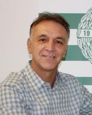 Ado Sadzak, sportsligt ansvarig i VSK.