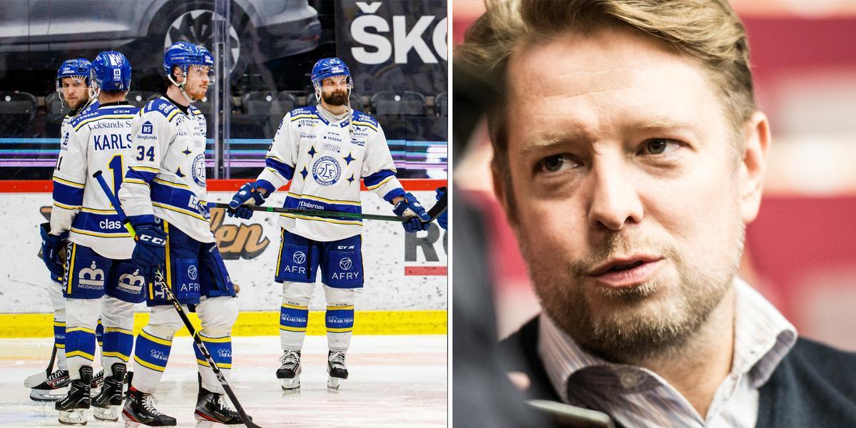 """Bergström bekräftar maktkampen i Leksand – men försäkrar: """"Det kommer inte hända igen"""""""
