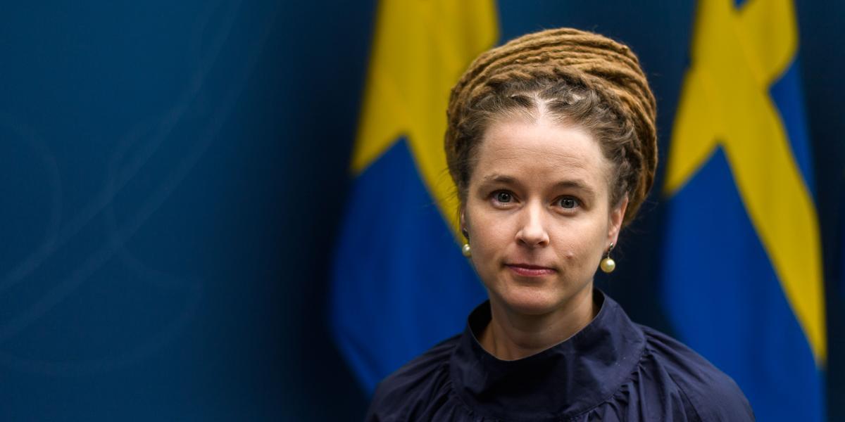 """Idrottsministern på besök i Hovet: """"Stort intresse och förståelse för våra problem"""""""