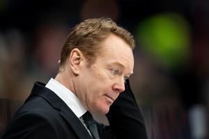 Niklas Eriksson, huvudtränare i Örebro Hockey. Bild: Michael Erichsen/Bildbyrån