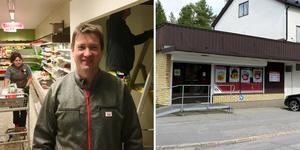 Bilder: Privat / Ingmar Reslegård. Anders Olofsson driver Ica-butikerna i Kälarne och Hammarstrand.