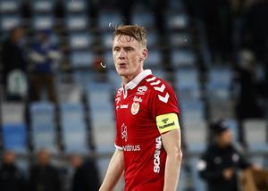 Kalmars Rasmus Elm. Foto: Stefan Jerrevång/TT.