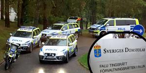 Rättegången efter dödsskjutningen i Kvarnsveden fortsatte under måndagen.