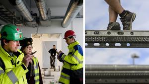 Peter Björklund, RSO Byggnads Mellannorrland, ser en fara med alla de förslag till försämringar som Alliansen, med stöd av SD, vill göra med LAS Till exempel att kunna undanta fler från turordningsreglerna. Vad händer med obekväma och kravställande skyddsombud som vill förbättra arbetsmiljön för sina kamrater på bygget?, frågar han sig.