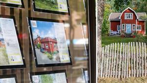 Prisökning för bostäder i Skövde – så mycket går villorna för nu