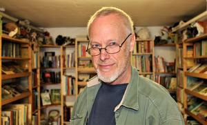 Film och musik har alltid varit en stor del av mitt liv, säger Mats Olsson.