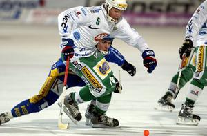 Göran Rosendahl spelade i Hammarby under nio säsonger. Bilden är från 2004. FOTO: Janerik Henriksson/Scanpix