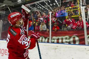 Blir det ytterligare en säsong framför Modofansen för Tobias Enström? Både Per Hägglund och Jon Häggqvist tror det. Bild: Jonas Forsberg/Bildbyrån