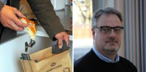Martin Odenö (M) är ordförande i Avfallshantering Östra Skaraborg (AÖS).