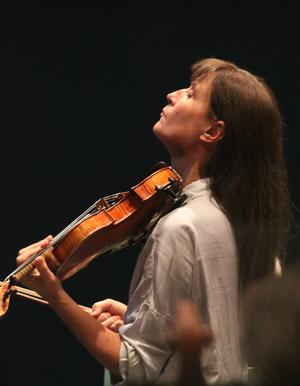 Viktoria Mullova. Bild: Kerstin Monk