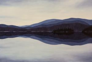 Målning av Anna Norvell.