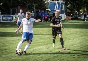 Emil Berger lämnar Rynninge IK för spel med Dalkurd i Superettan.