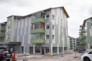I lokalen längst ned förväntas kvartersrestaurangen Sörby Pasteria hålla hus.