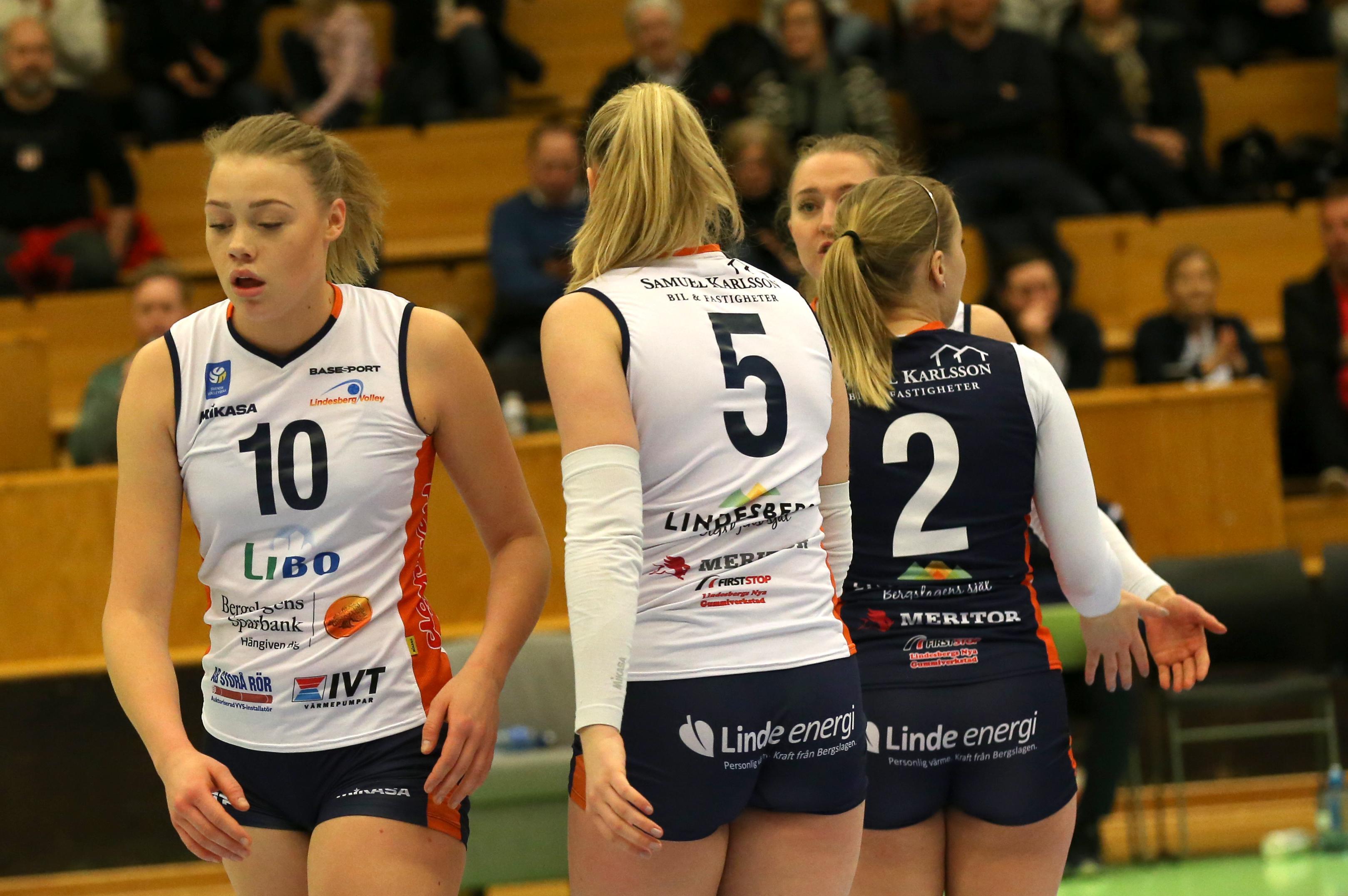 Elsa Arrestads Lindesberg Volley åkte på 13:e raka derbyförlusten mot Örebro.