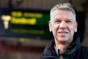Erik Grundberg har återvänt till kommunhuset i Ånge, fast nu på ett tillfälligt uppdrag som personalchef.