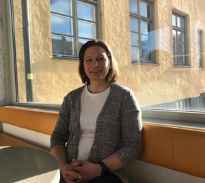 Anna Granevärn, primärvårdschef i Region Jämtland Härjedalen.