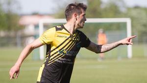 Nemanja Plamenic gjorde två mål när Södra vann hemma mot Sifhälla med 3–1.