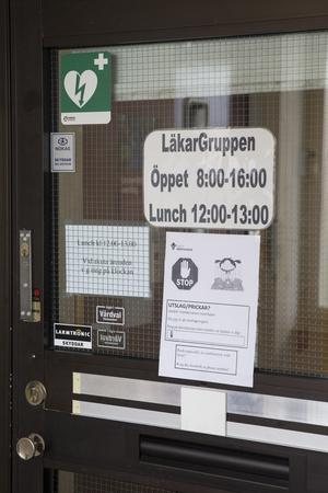 På Läkagruppen skrivs mest bensodiazepiner ut i hela Västmanland.