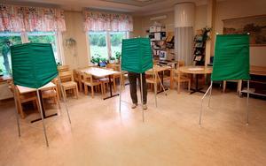 Rösträtt i riksdagsval gäller bara svenska medborgare.          Foto: VLT:s arkiv