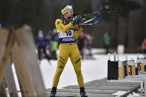 Johanna Skottheim både sköt och åkte bra i IBU-cuptävlingarna i Italien.