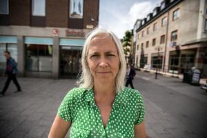 Kommundirektör Pernilla Wigren var nöjd efter att lägesrapporten presenterats för både kommunstyrelsens ledningsutskott, politiker och förvaltningschefer.