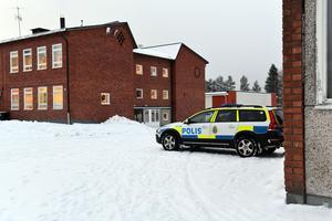 En incident i fredags har skapat oro vid skolan i Björna.
