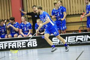 Kapten Kristoffer Asp fortsätter att leda Hudik/Björkberg – nästa säsong är det återtåg till allsvenskan som gäller.