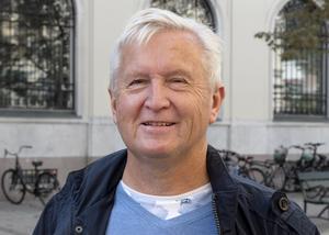 Rune Nordlander, 69 år, pensionär, Sundsvall.