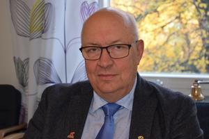 Regionråd Ulf Berg (M).
