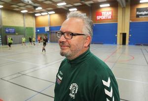 Magnus Dehlin har rest många tusen mil med spelarbussar – men aldrig tidigare varit med om någon olycka.