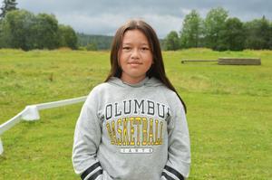Estelle Pettersson, 11 år