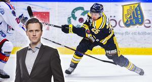Christopher Bengtsson är tillbaka i SSK. En drömvärvning, skriver Jacob Sjölin. Foto: Bildbyrån.