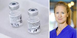 Vaccinsamordnare Kristine Rygge vid Västra Götalandsregionen kommenterar det senaste vaccinläget i regionen.