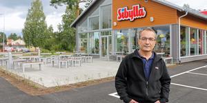 Fuad Sadun är förväntansfull inför öppnandet av Sibylla i Hofors.